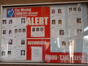"Could some of these ""Missing Children"" be the work of ""Sex Offenders""?"